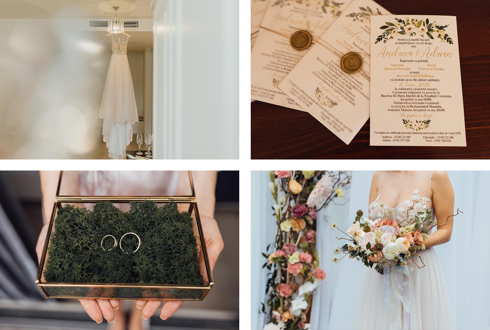 wedding designer nunta la mare