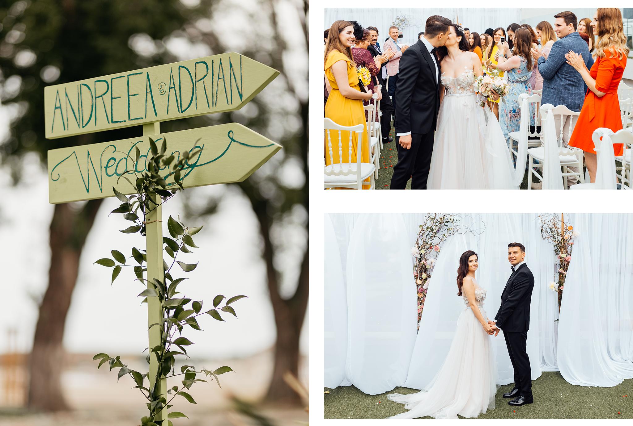 wedding coordinator nunta la mare